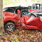 Commack Accident Sunken Meadow State Pkwy S/B (10/22/2020)