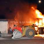 Commack Truck Fire 131 Old Northport Road (5/3/2018)