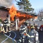 Smithtown House Fire 19 Dartmouth Drive (3/1/2020)